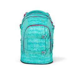 Der Satch Pack Aloha Mint (mint, weiß, pink). Mint, Backpacks, Ebay, Products, Fashion, Duffle Bags, Cinch Bag, Suitcase, Moda