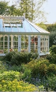 "Conservatory.  Very regrettably, ""source unknown."""