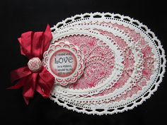 Grand Decorative Ovals by Spellbinders