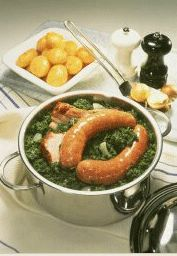 Kale Stew with Smoked Meat and Sausages Ingredients 2 1/2 – 3 lbs of kale, washed, stems and ribs removed 2 tablespoons vegetable oil 2 medium yellow onions, peeled and chopped 2 tablespoons rolled…