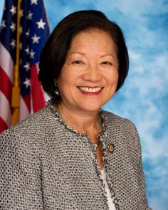 January(2013)::A new first for America, as Mazie Hirono of Hawaii is sworn in as the first Buddhist Senator. Born in Japan, her family immigrated to the United States when she was 8, making her also, the first person born in that country to join the higher house of Congress. First Buddhist Elected to the US Senate - First Hindu Elected to the House of Representatives! Three cheers for the UNITED States of America!