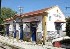 Estação de Vale do Peso, Portugal Train Station, Outdoor Decor, Lisbon Portugal, Trains, Viajes, Transportation, Weights, World