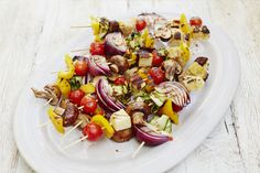 Whether tossed through pasta, thrown into salads or simply chargrilled as a side, celebrate all this glorious season has to offer with our favourite summer vegetable recipes. Summer Vegetable Recipes, Summer Recipes, Veggie Recipes, Greek Vegetables, Roasted Vegetables, Caramelised Onion Chutney, Tomato Basil Sauce, Basil Pesto, Hummus