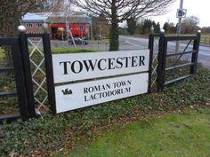 Towcester in Towcester, Northamptonshire