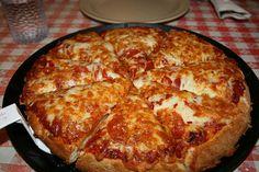Σπέσιαλ πίτσα με κιμά