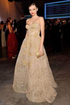 Miranda Kerr in Reem Acra, 2016