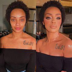 How to Treat Cellulitis By Availing of Natural Remedies Eye Makeup Art, Glam Makeup, Makeup Inspo, Makeup Inspiration, Beauty Makeup, Hair Makeup, Hair Beauty, Black Girl Makeup, Girls Makeup