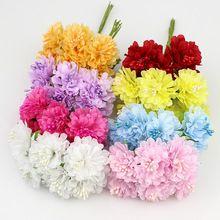 3 cm 72 stks/partij Zijde kunstmatige Meeldraden Bud Boeket bloem voor huis Tuin bruiloft Auto corsage decoratie ambachten planten(China (Mainland))