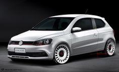 Volkswagen GOL GTI - design by AmoritzGT - 2014