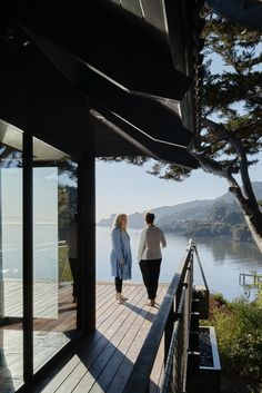 You'd Never Guess This Japanese-Style Home in Tiburon Is a Kit House - Dwell