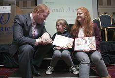 Irish Red Cross Youth Awards 2012 - Ballincollig Awards Ceremony Youth Programs, Red Cross, Irish, Awards, Irish Language, Ireland