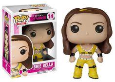Funko POP! WWE Total Divas Brie Bella Vinyl Action Figure 14