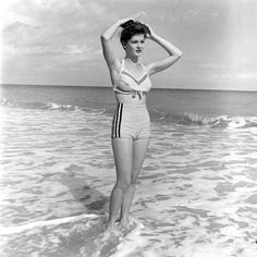 Nina Leen—Time & Life Pictures/Getty Images Bather, Florida, 1945 Read more: The Bikini: Photos of a Summer Fashion Classic Through the Years   LIFE.com http://life.time.com/culture/bikini-photos-of-a-summer-fashion-staple/#ixzz35xSUSBbY