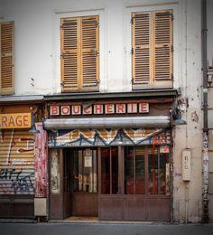 Rue Jean-Pierre Timbaud, Paris 11e. Octobre 2015.