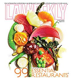 We love this list of 99 Essential Restaurants from LA Weekly! A complete foodie find, it includes many Santa Monica hot spots.
