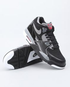 415a772da366e2 ... and Nike  Nike - Air Flight 89 Sneakers ...