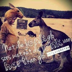 Kaalvoetkind afrikaans Afrikaans Quotes, Embedded Image Permalink, Qoutes, Moose Art, Van, Animals, Collection, Quotations, Quotes