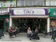 Tikis Coffee Shop, Hemel Hempsted