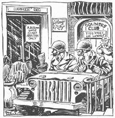 71 best bill maudlin images bill mauldin world war two wwii 1952 M38 Jeep Military Repair cartoons by bill mauldin