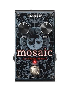 DigiTech Mosaic - Polyphonic 12-String Effect Pedal!