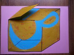 My Blooming Trilliums: Arabic Alphabet Letter Craft (set 3)