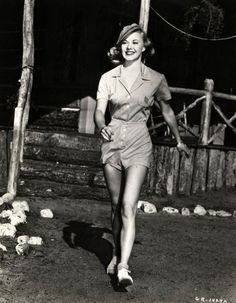 ginger rogers 1930's. <3