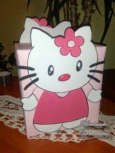 casuta de dar Hello Kitty