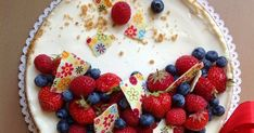 Blog o pečení všeho sladkého i slaného, buchty, koláče, záviny, rolády, dorty, cupcakes, cheesecakes, makronky, chleba, bagety, pizza. Cheesecake Brownies, Cheesecake Recipes, Cheesecakes, Sweet Recipes, Birthday Cake, Pudding, Cupcakes, Baking, Food