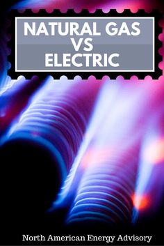Long-Term Perspective of Natural Gas and Electricity