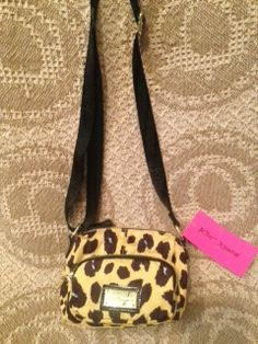 NWT Betsey Johnson Bag. Starting at $5 on Tophatter.com!