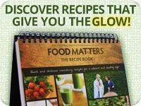 Food Matters Recipe Book
