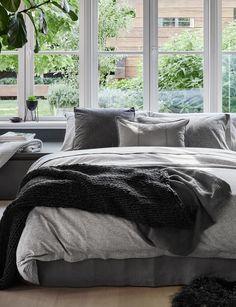 Flannel Quilt Cover & Pillow Case - Zermatt  - Abode Living