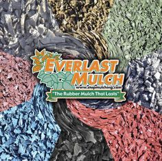 We install and sell this product. Best of the best stuff. Rubber mulch