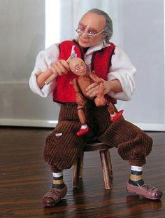 Miniature Doll Art. Wilga