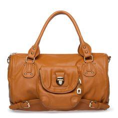 Gorgeous Palmetto Handbag.