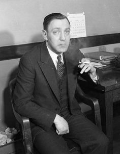 Dutch Shultz--Five Families of New York City: Mob Style: Gangsters Throughout The Years