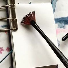 Another great watercolor tutorial by . What are you creating today? 🎨🖌 Tag us to share thestationerybooth ➡Shop our office supplies, stationery, notebooks, planners and more using link in bio or at www. Watercolor Painting Techniques, Watercolour Tutorials, Painting Videos, Painting Lessons, Watercolor Art, Watercolor Pencils, Simple Watercolor Paintings, Simple Watercolor Flowers, Watercolor Flowers Tutorial