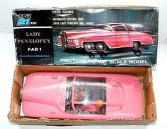 Thunderbirds fab1 rolls-royce large orig 1960s jr21 #boxed, #gerry #anderson 899,  View more on the LINK: 	http://www.zeppy.io/product/gb/2/291799961817/