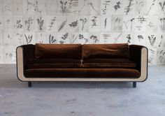 Avoirdupois Debut Furniture Collection Nº1/ Tripartite | Yellowtrace