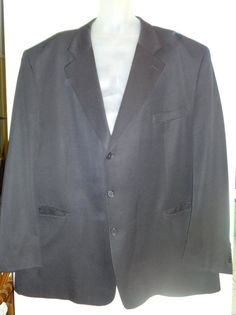 Mens Large L // DANIER LEATHER // Shirt-tail Jacket Light Coat