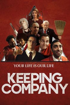 KEEPING COMPANY (2021) Reviews and overview - MOVIES and MANIA
