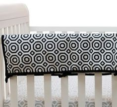 Jonathan Adler Crafted by Fisher Price Jonathan Adler® Crafted by Fisher-Price® Nixon Crib Rail Guards (Set of 2)