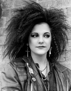 """Check out """"Dazed and Confused Post-Punk DarkWave Electronic New Releases and Classic Tracks"""" by Andrew Daze (DJ Daze) on Mixcloud 80s Goth, Punk Goth, Gothic Hairstyles, Gothic Culture, Goth Hair, Crimped Hair, New Romantics, Gothic Fashion, 1980s Punk Fashion"""