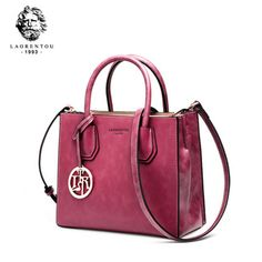f53d647e9df6 LAORENTOU Ladies Luxury Tote Bags Women Handbags Women s Bags Valentine s  Day gift for Lady Shoulder Bags Fashion Crossbody bags