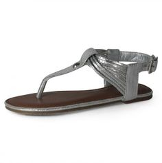 Youth Flat Sandal - $12 Fashionable Girls Shoes - Events