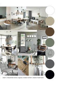 Portfolio 12 Tough living room - HOME interior & living deco - Intérieur Moderne Interior Wall Colors, Bedroom Wall Colors, Small Room Bedroom, Interior Walls, Interior Design Living Room, Diy Bedroom Decor, Living Room Decor, Home Decor, Estilo Interior