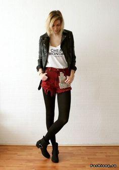 Are you a hipster? / как одеваться как хипстер