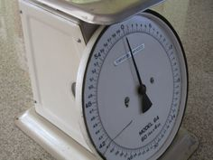 Vintage Commercial Scale Model 64 60 by HazelnutHillbySherri, $75.00