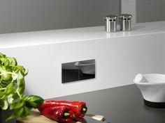 Na detailu záleží - elektrické zásuvky v kuchyni