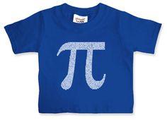 ThinkGeek :: Pi by Numbers - Kids